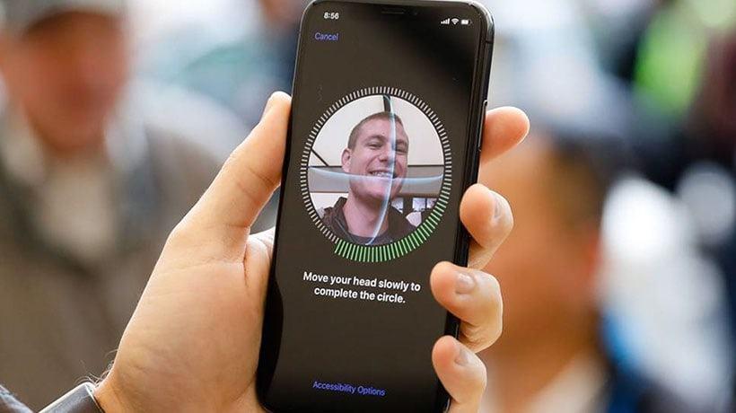 Bảo mật bằng Face ID vô cùng tiện lợi