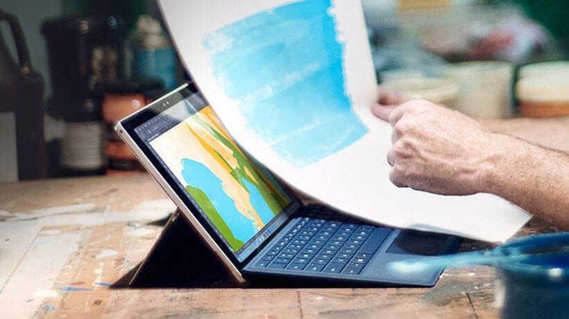 Siêu phẩm Surface Pro 4