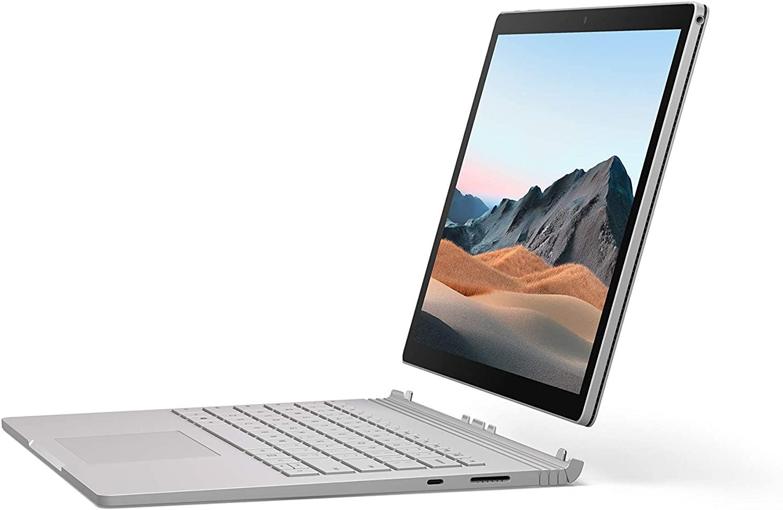 Surface Book 3 hoạt động như máy tính bảng