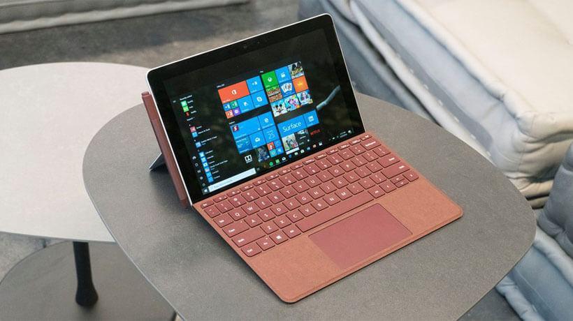 Surface Go đẹp, tinh tế