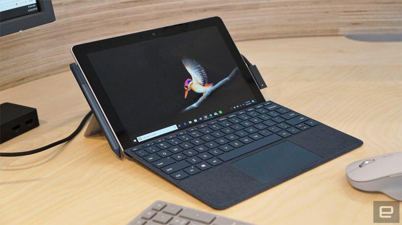 Surface Go là thiết bị dành cho doanh nghiệp
