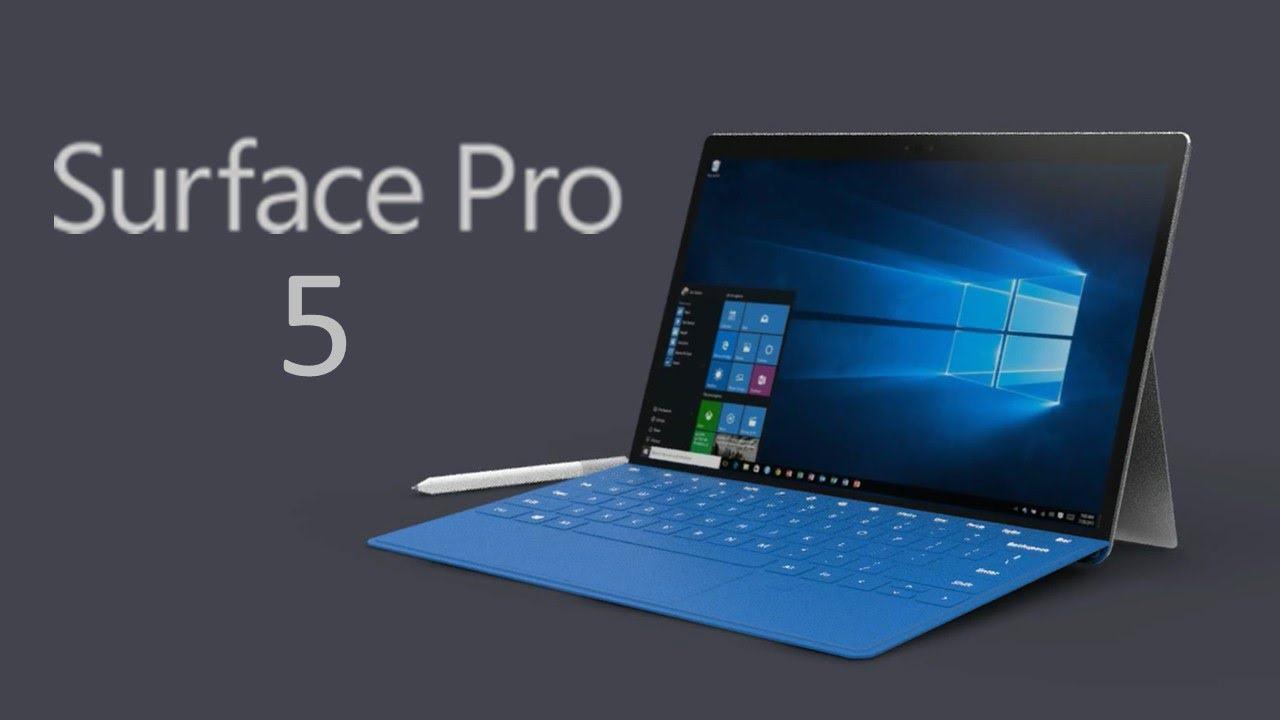 Surface Pro 2017 Microsoft với 5 yếu tố chiếm lĩnh 1