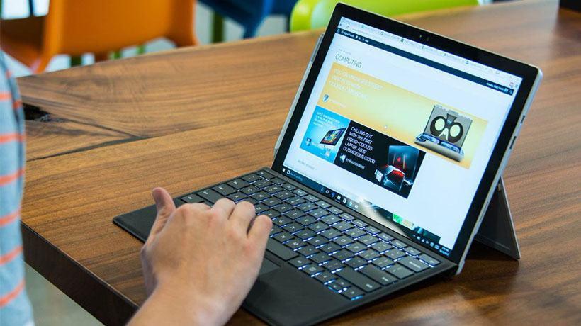 Surface Pro 6 mới được ra mắt vào tháng 10