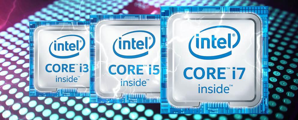 Các lõi chip Core m3 vs i5 vs i7