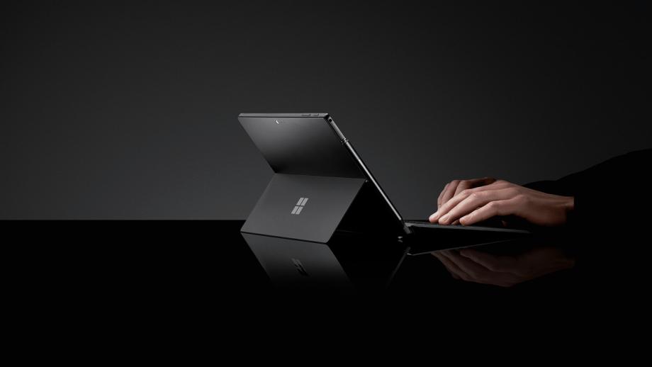 Surface Pro 5 lên Surface Pro 6