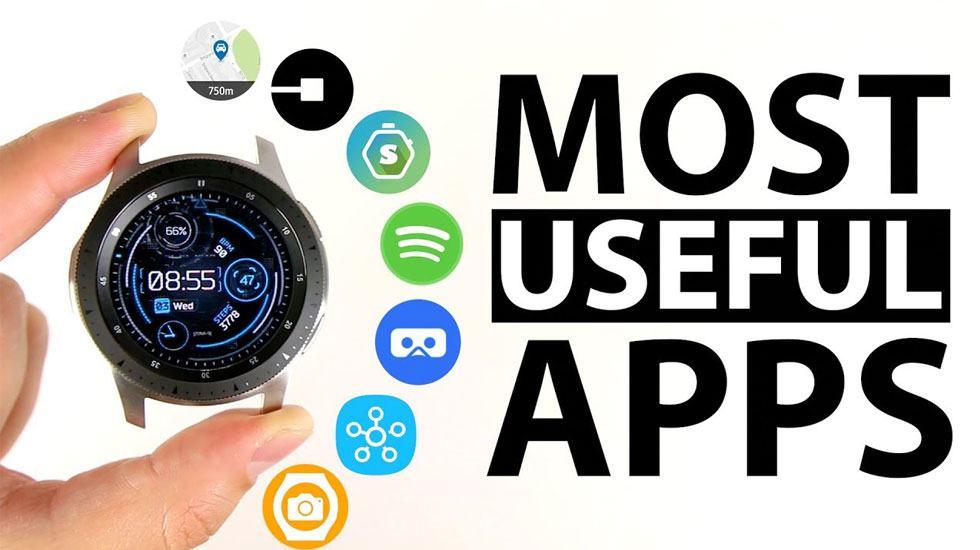 App Galaxy Watch tốt nhất hiện nay