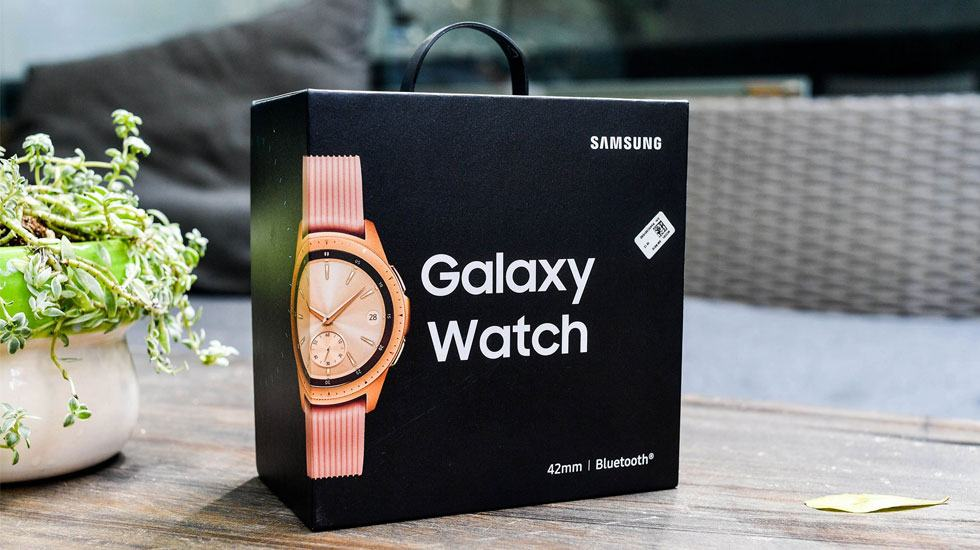 Galaxy Watch 42mm vs 46mm