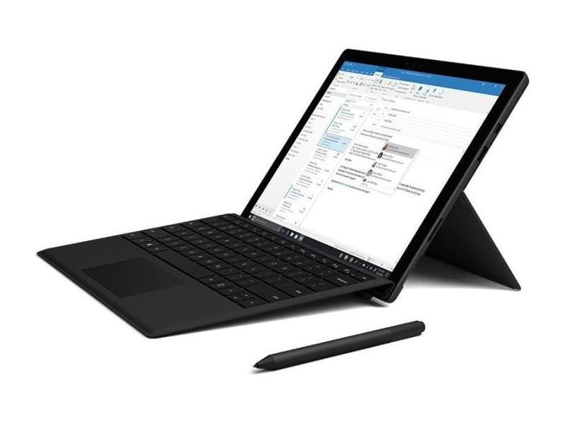 Micosoft Surface Pro 2018 có thể mở khóa bằng nhiều cách.