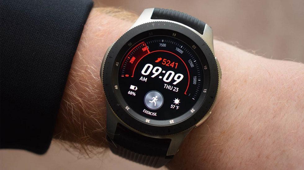 Samsung Galaxy Watch: vì sức khỏe của bạn
