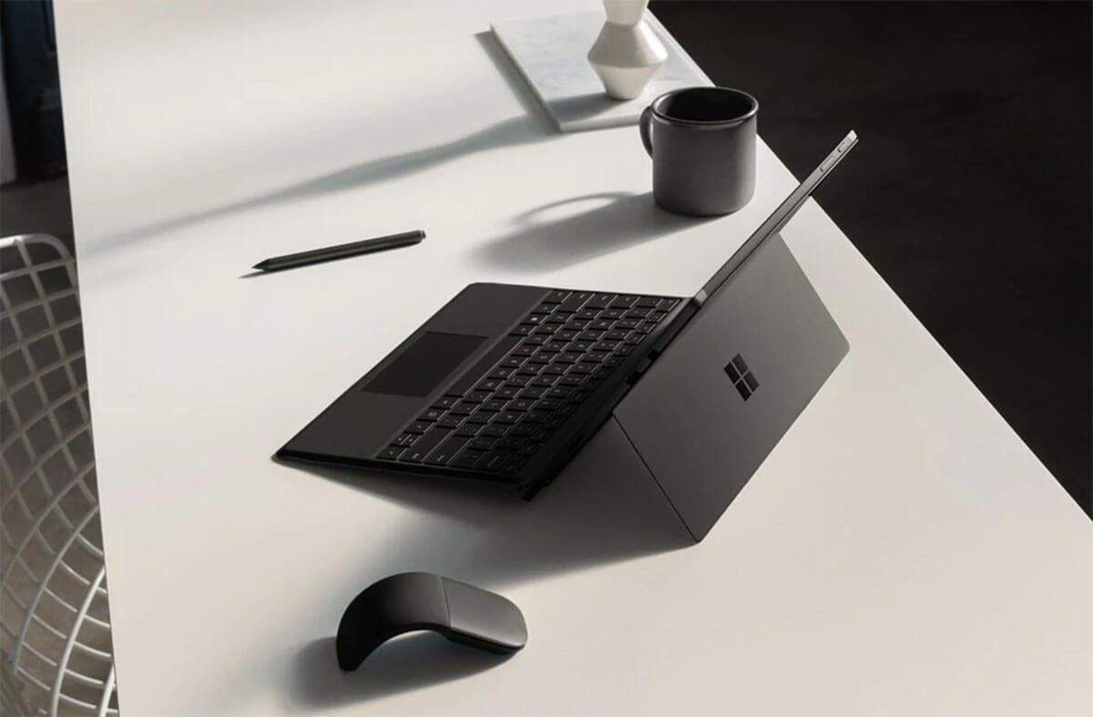 surface pro 6 và macbook air