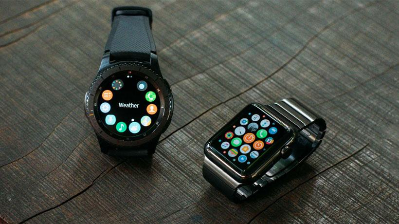 Thiết Kế Apple Watch Series 3 Và Samsung Gear S3