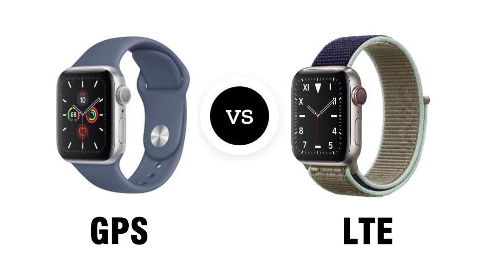 Apple Watch 3 hiện đang có 2 phiên bản – 1 là LTE và 1 là GPS