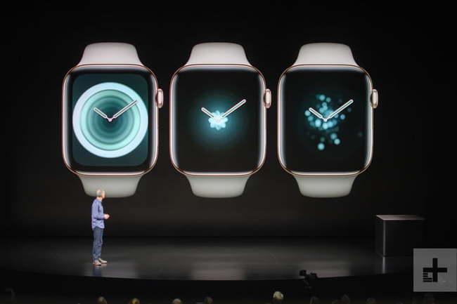 Những điều cần biết về Apple Watch Series 4
