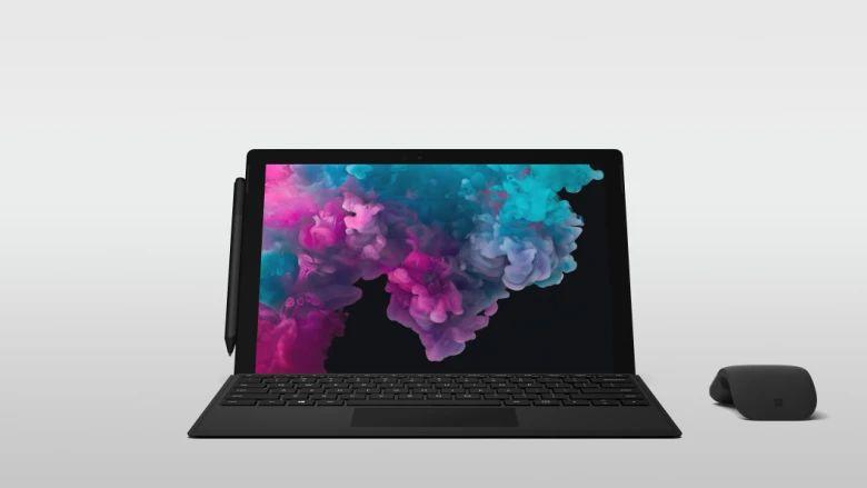 surface laptop 2 vs surface pro 6