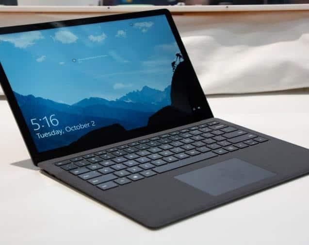 đánh giá surface laptop 2