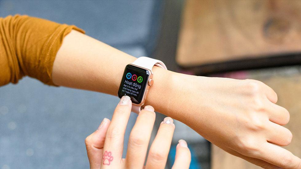 đồng hồ Apple Watch