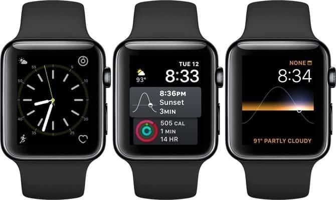 đồng hồ thông minh apple