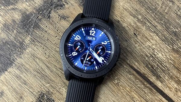 Mặt đồng hồ Galaxy Watch