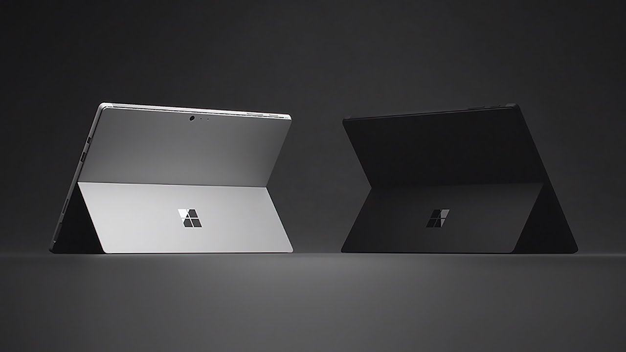 surface pro 6 vs macbook air