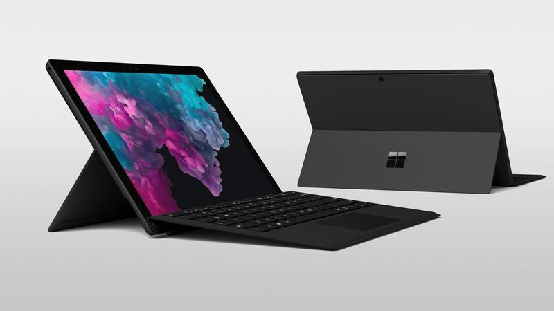 Microsoft surface pro 6 2018