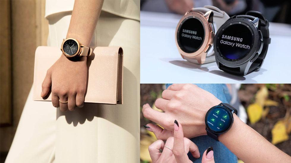 Samsung Galaxy Watch - bạn của mọi nhà