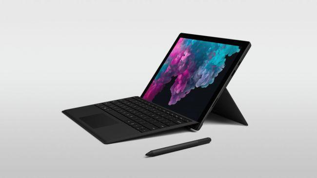 máy tính surface pro 2018