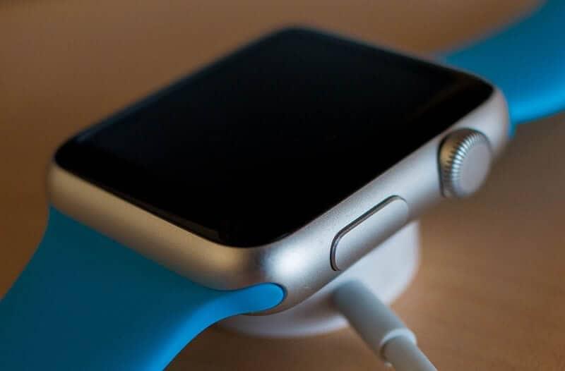 khả năng chống nước của apple watch