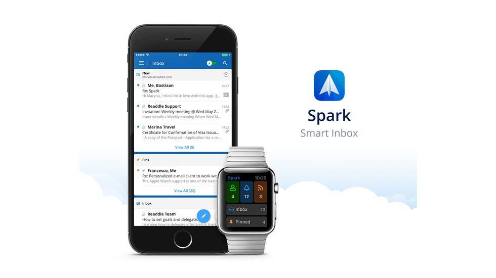 Apple Watch: App Spark