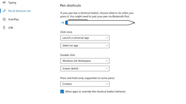 Surface Pen Pro