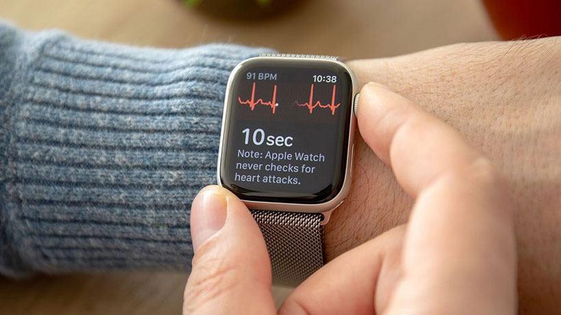 Vô hiệu hóa cảm biến đo nhịp tim trên apple watch