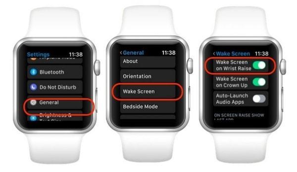 7 tip tăng tuổi thọ pin cho Apple Watch.
