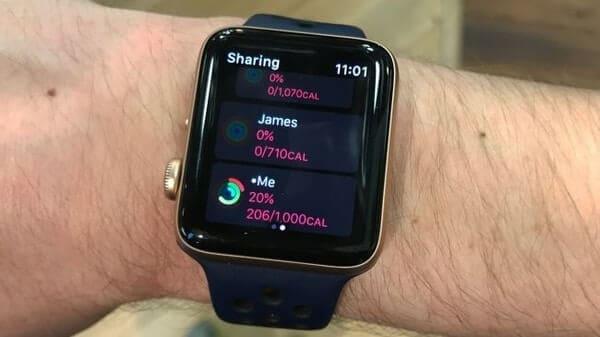 tính năng của apple watch series 3