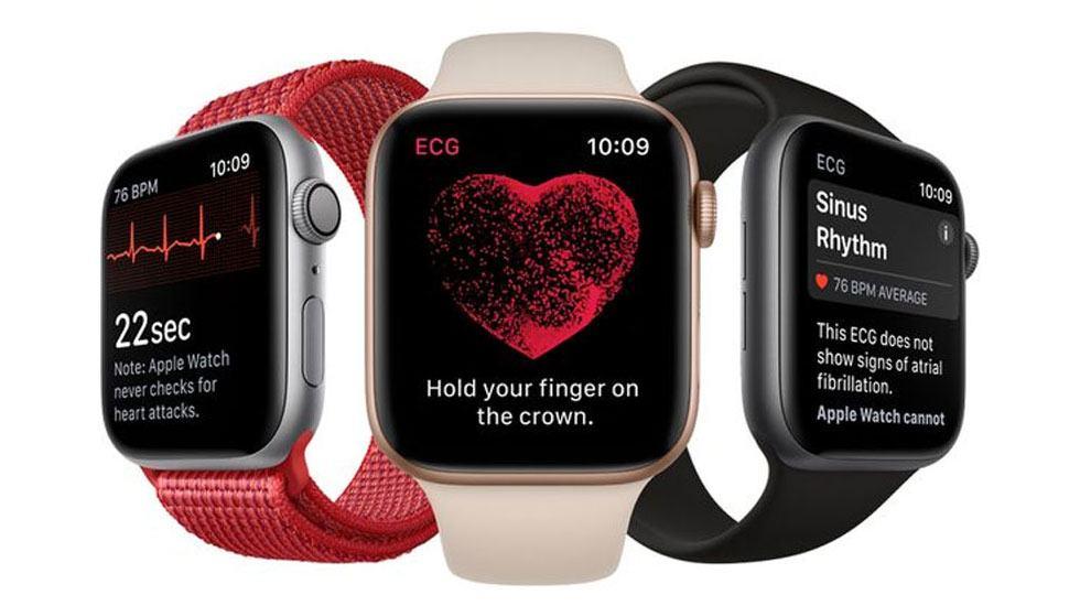 Đồng hồ thông minh Apple nay đã có tính năng ECG trên Apple Watch Series 4