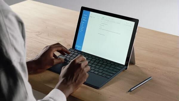 test Surface Pro 6