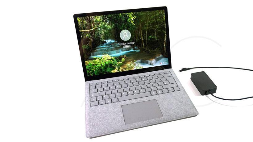 Màn hình tuyệt tác tinh tế của Surface Laptop