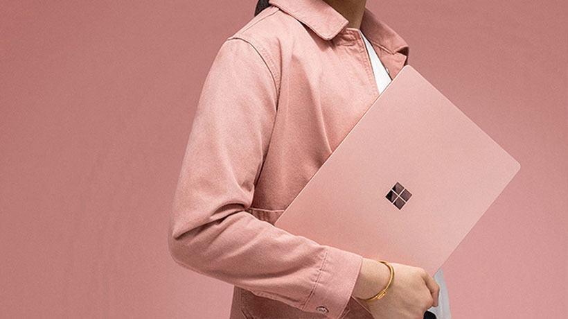 Surface Laptop vẫn là phân khúc máy tính cao cấp