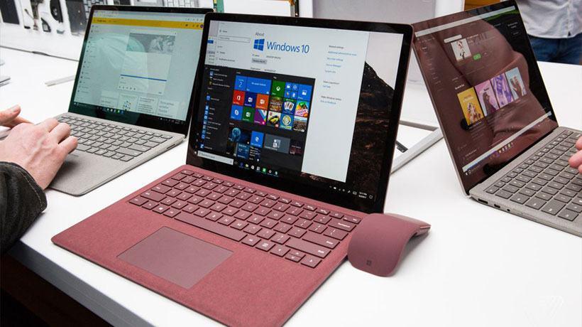 Surface Laptop 2 có điểm gì mới?