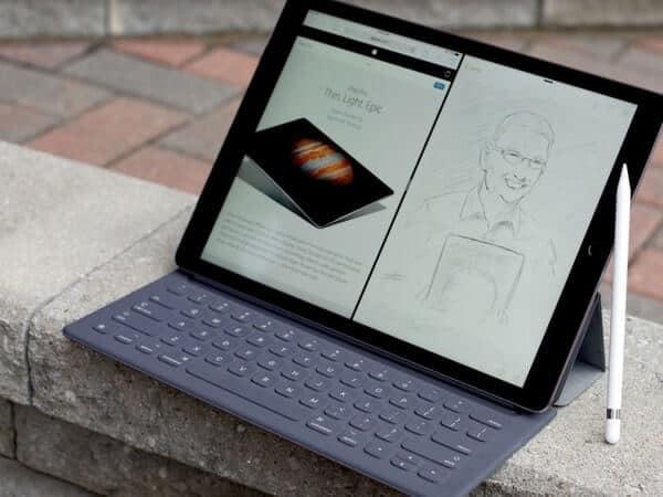 So sánh chi tiết Surface Pro 2017 vs iPad Pro 2017 6