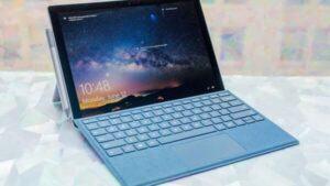 Surface Pro 2017 Microsoft