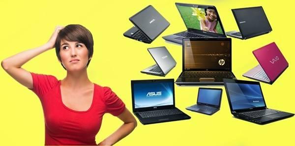 Những sai lầm khi đi mua laptop và 1 số kinh nghiệm chọn mua 1