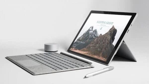 So Sánh Microsoft Surface Go và Microsoft Surface pro 5 1