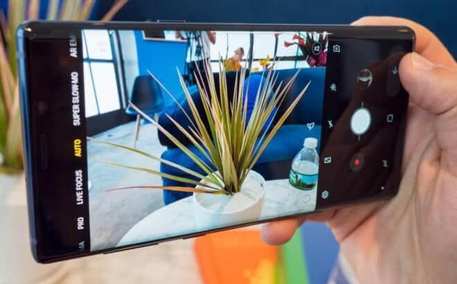 Galaxy Note 8 VS Note 9 SmartPhone nào sẽ thắng ? 17