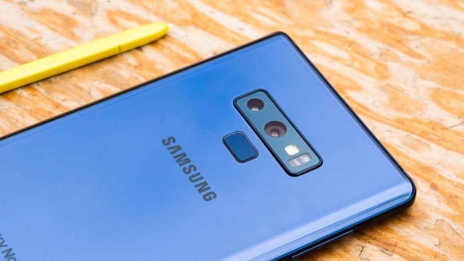 Galaxy Note 8 VS Note 9 SmartPhone nào sẽ thắng ? 1