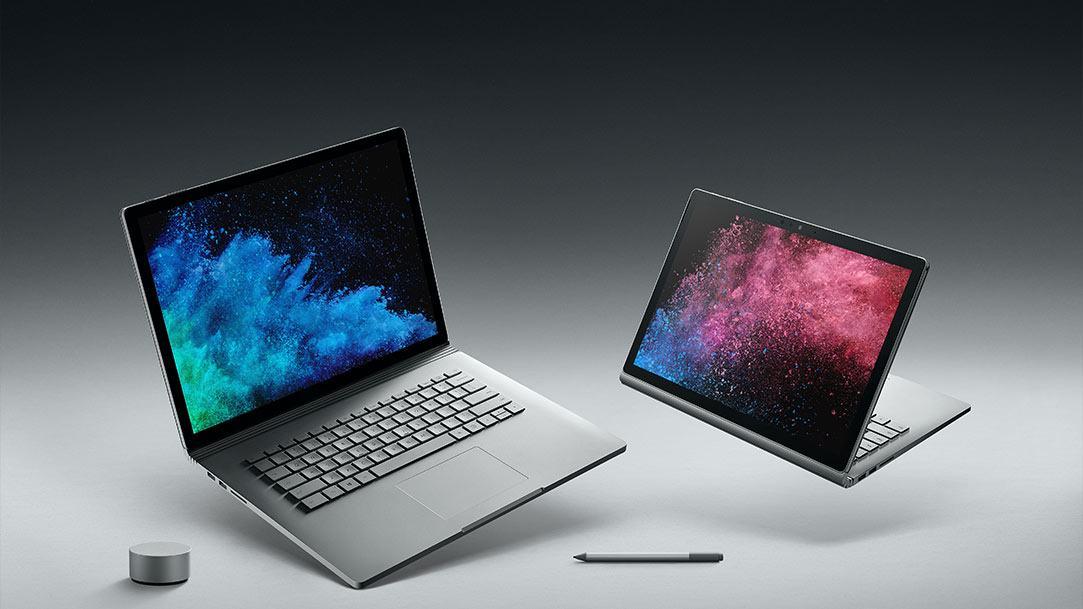 Surface Book 3 có bản lề được thiết kế linh hoạt