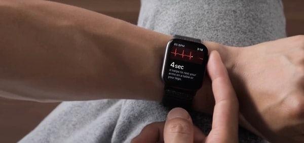 Những điều cần biết về Apple Watch Series 4 1