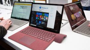 Hướng dẫn cài đặt Surface mới vừa mua về - NewTechShop