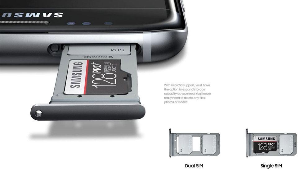 Nâng cấp 2 sim Samsung Galaxy