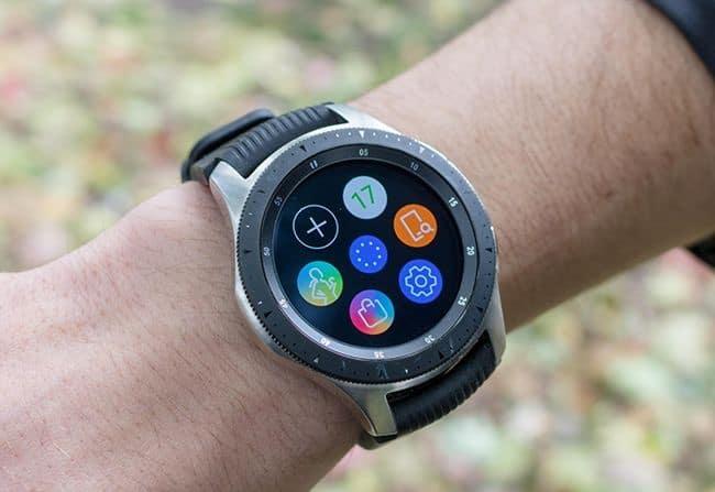 Samsung Galaxy Watch Gear S4