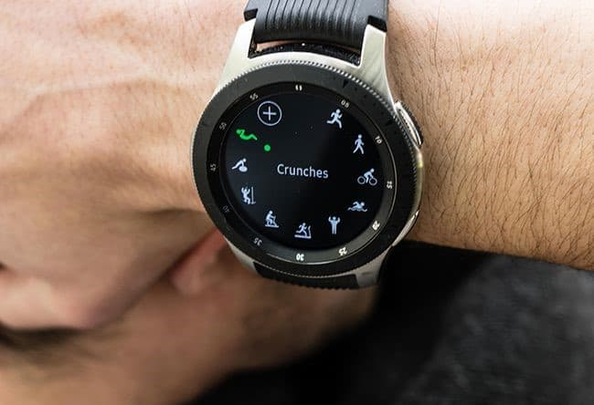 galaxy watch gear s4