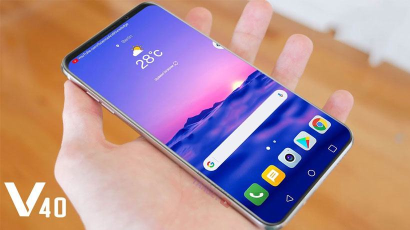 Đánh giá LG V40 ThinQ – Flagship tốt nhất của LG